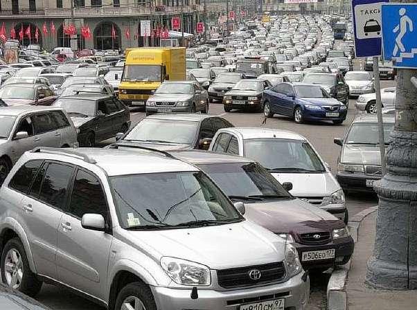 Столица получила более 4 млрд рублей за платную парковку