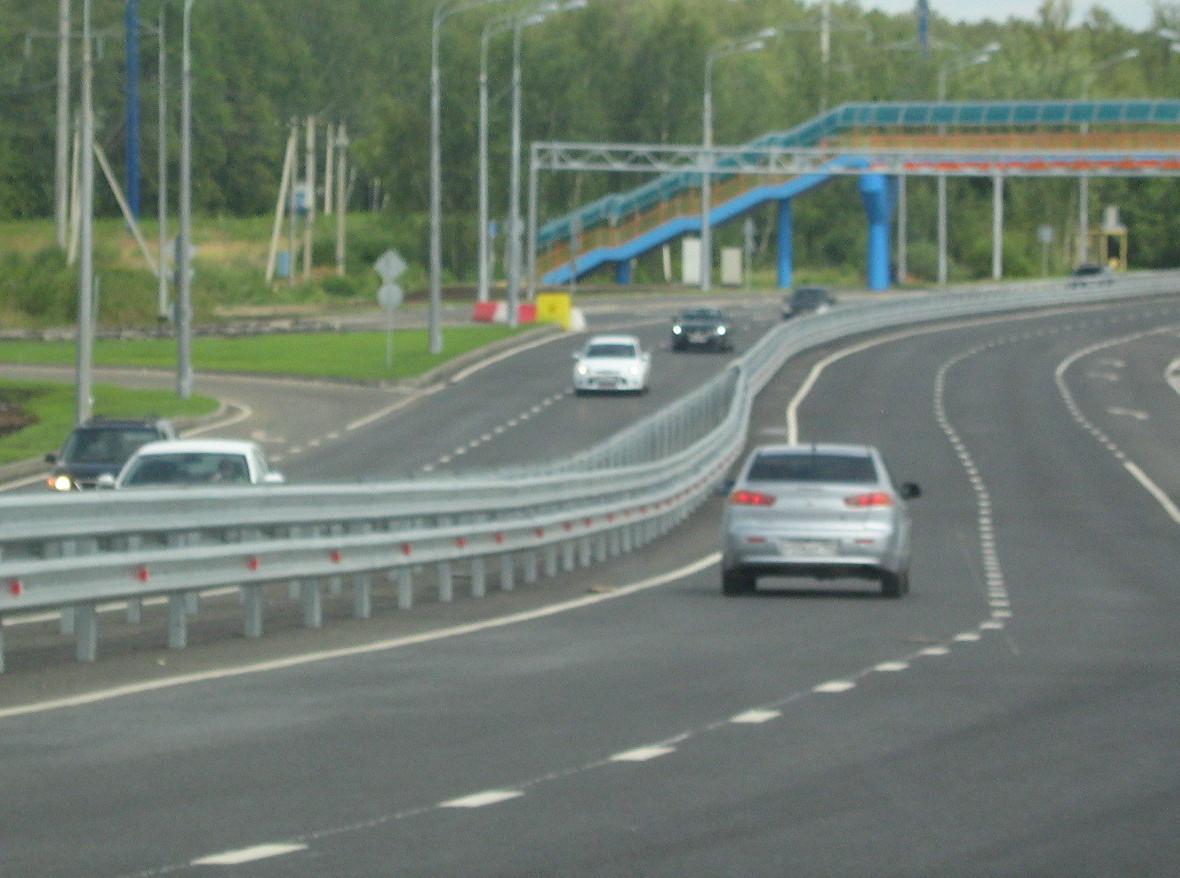 Новый путепровод через железную дорогу в Ступино построят вовремя
