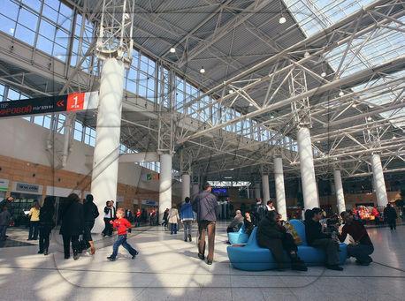 РФ лидирует по объемам строительства торговых площадей в Европе
