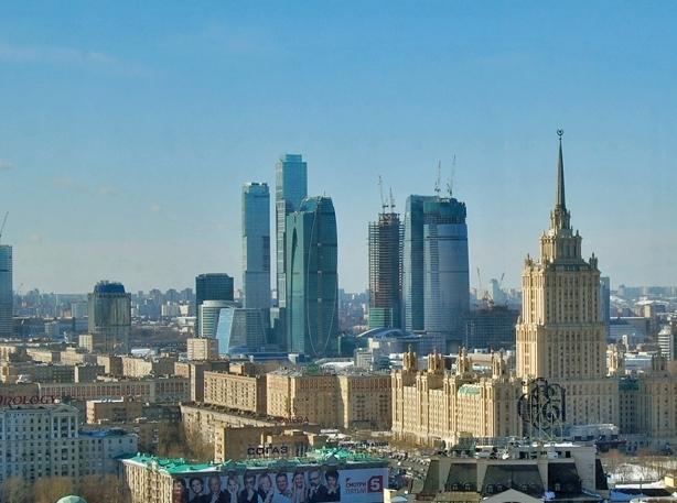 Столичная мэрия планирует перебраться в «Москва-Сити»