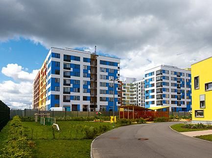 Архитектура фасадов как показатель качества проекта