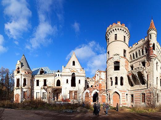 Реставрация усадьбы Храповицкого требует 2,8 млрд рублей