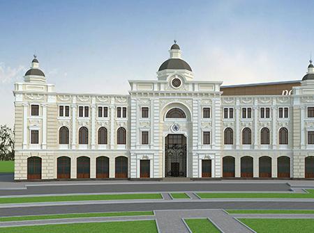 Группа компаний «ПЖИ» построит баню в Люберцах