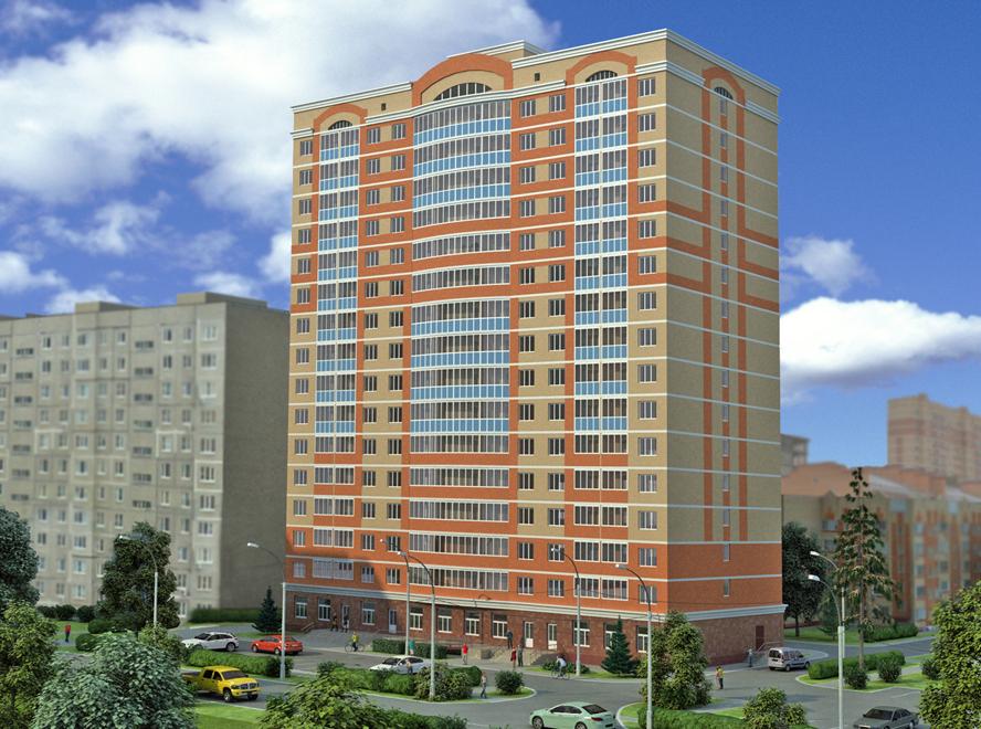 III очередь ЖК «Рязановский» строится при финансовой поддержке Сбербанка