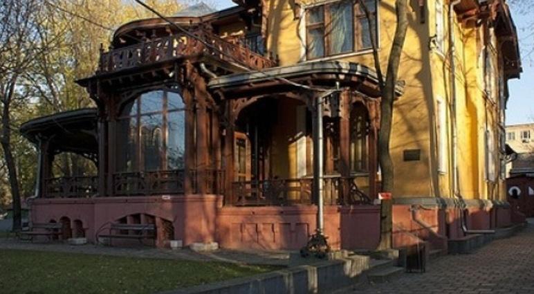 В столице отреставрировали особняк Носова в стиле модерн