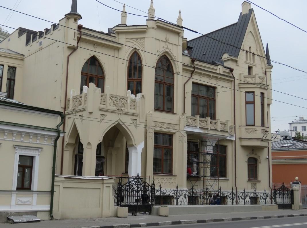 В столице в особняке Новиковых-Свешниковой откроется центр Юрия Башмета