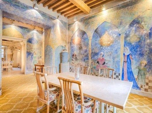 Замок с фресками Пикассо продается во Франции