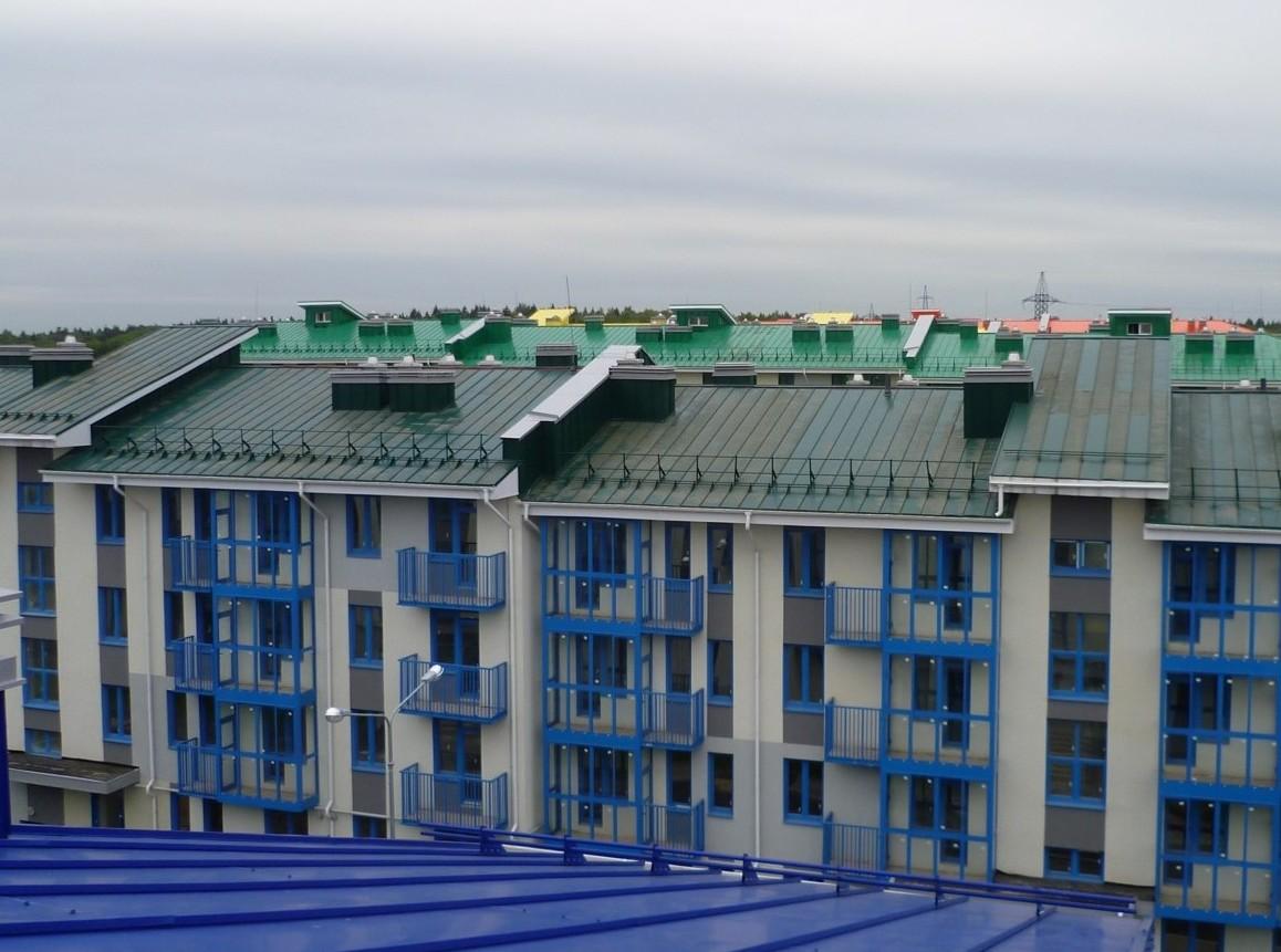 Малоэтажное жилье для военнослужащих можно получить в ЖК Митино-Дальнее
