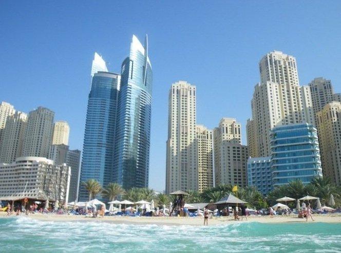 На всех зданиях в Дубае разместят солнечные панели