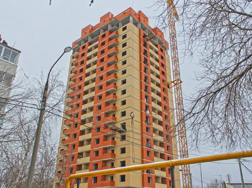 О ходе строительства жилого дома на ул. Шаталова, 2 в ноябре