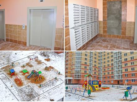 О ходе строительства II очереди ЖК «Рязановский» в ноябре