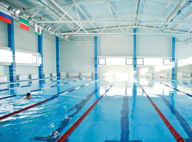 В Москве возведут три новых физкультурных комплекса