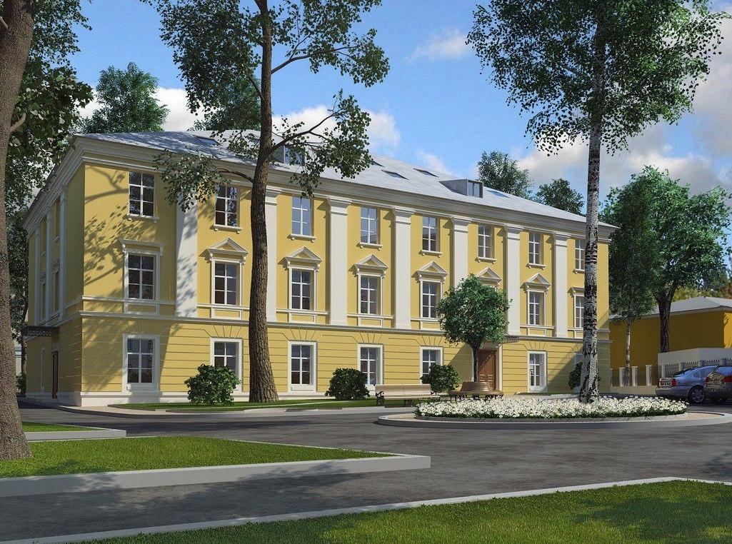 Из дома, где родился композитор Скрябин, сделают гостиницу