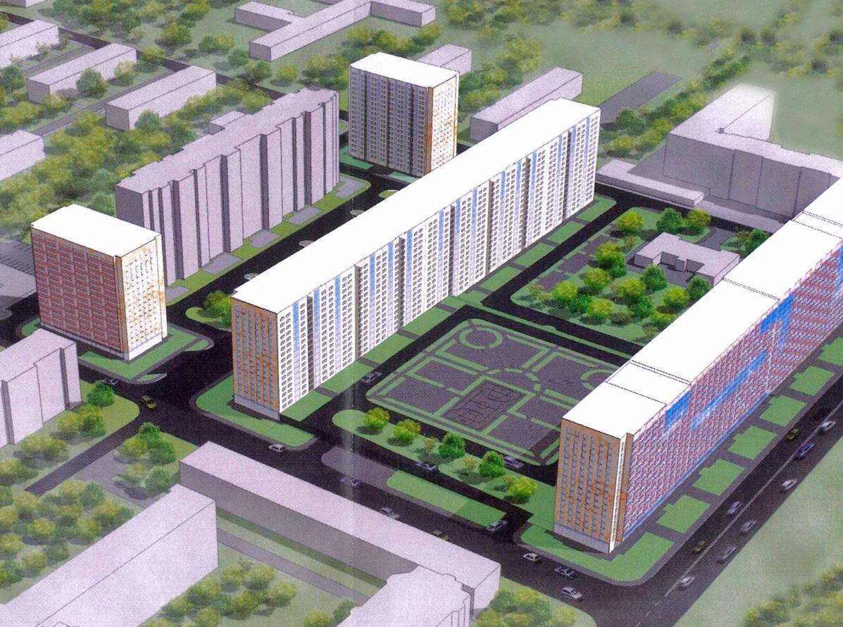 Утвержден проект планировки территории мкр. Кутузово городского округа Подольск