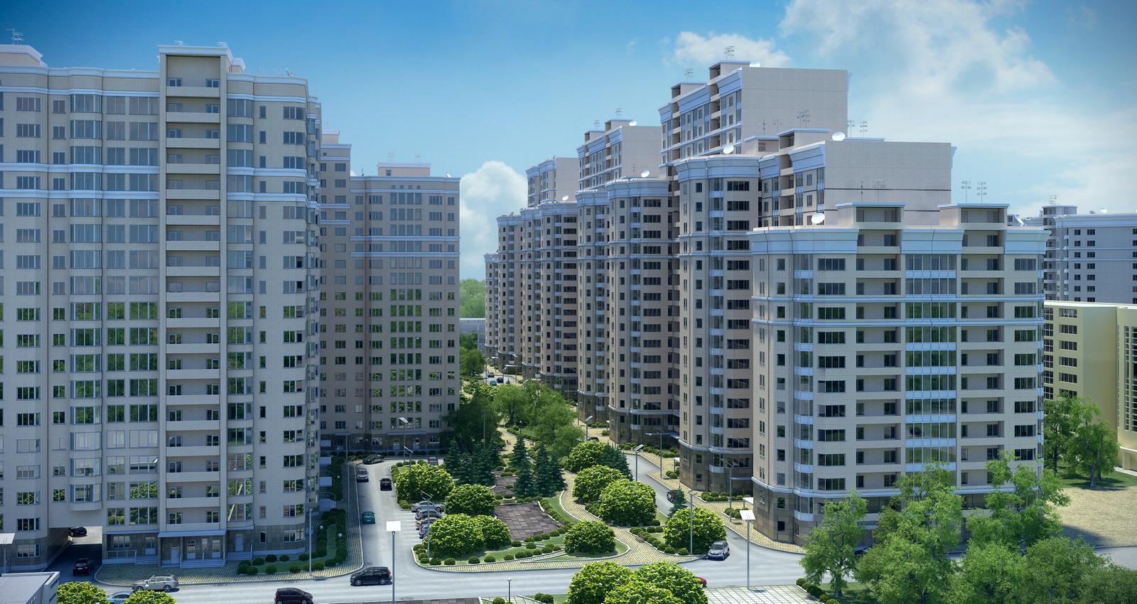 В Москве появились квартиры в ипотеку без первого взноса