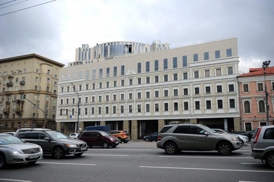 Новый  театр Табакова в Москве откроет свои двери уже в сентябре