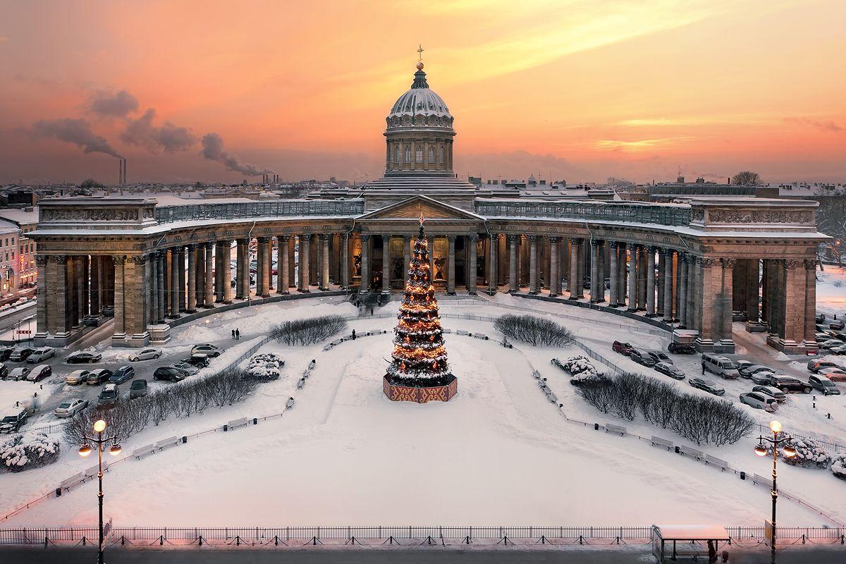Зимой россияне стали чаще путешествовать по Родине