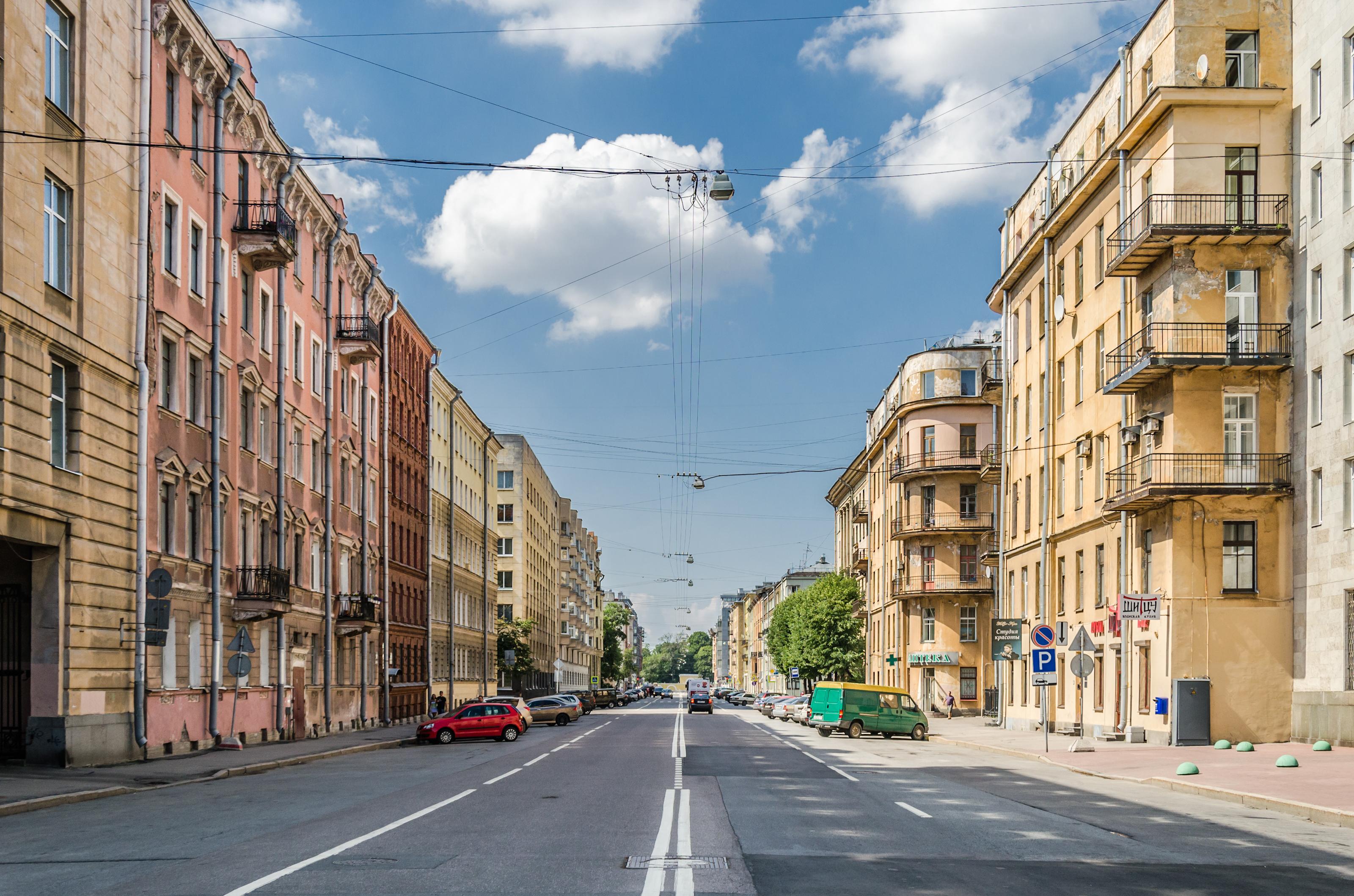 На Тверской улице планируют возродить липовую аллею