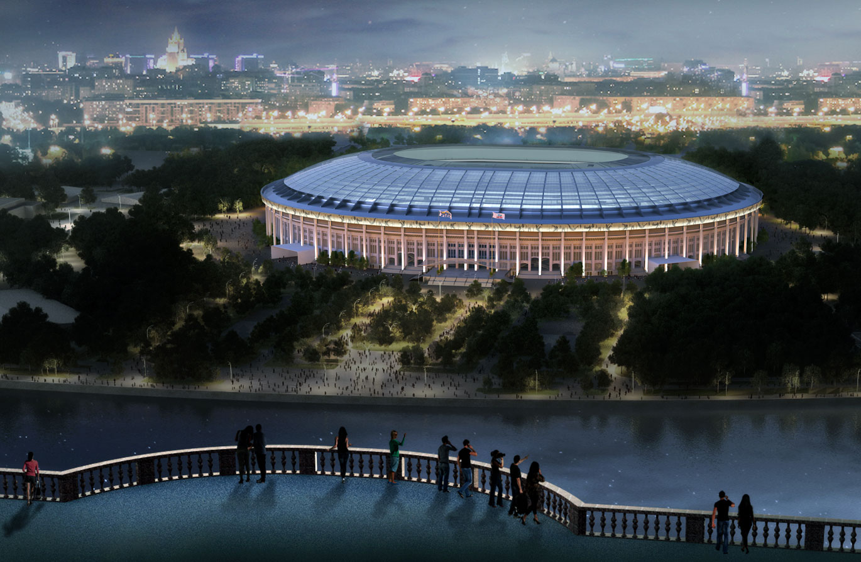 «Лужники» готовы заплатить 373 млн рублей строителю спортивного городка
