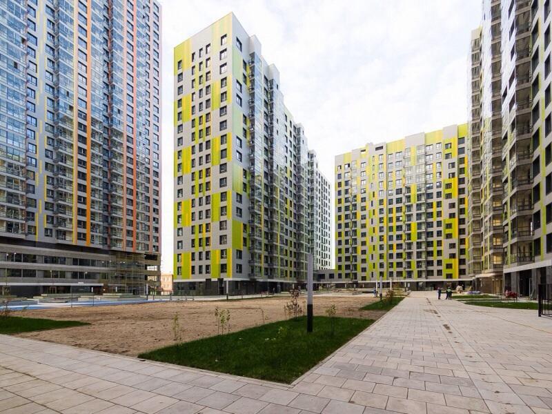 Мэр Москвы Сергей Собянин посетил первый реализованный проект «Большого Сити»