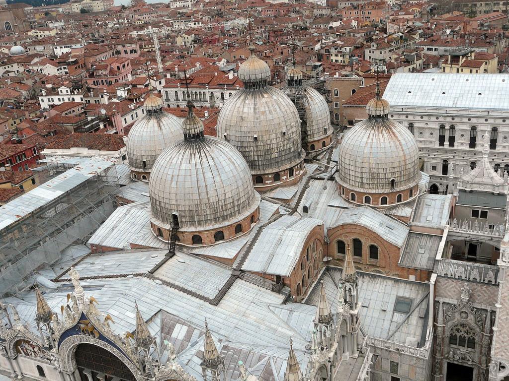 Храм-трансформер по образцу венецианской церкви возведут на Ходынке