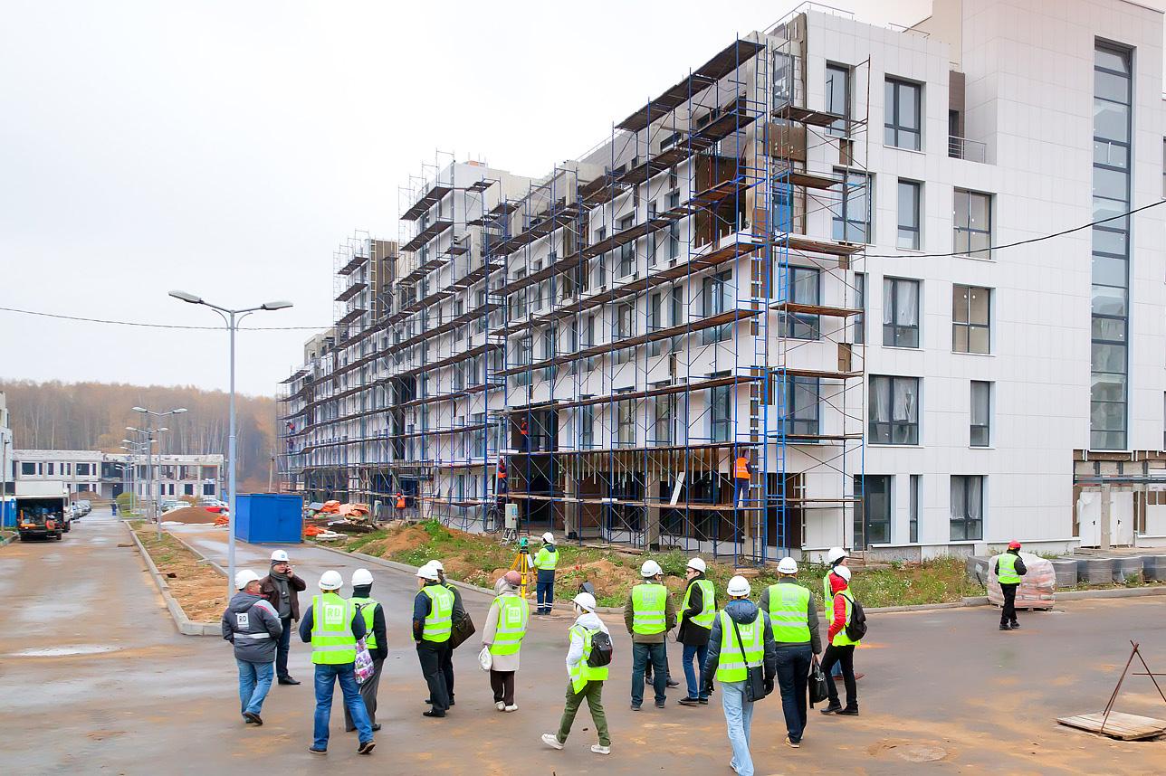 Компания RDI  намерена построить жилые и коммерческие объекты почти на 3 млн  квадратных метров