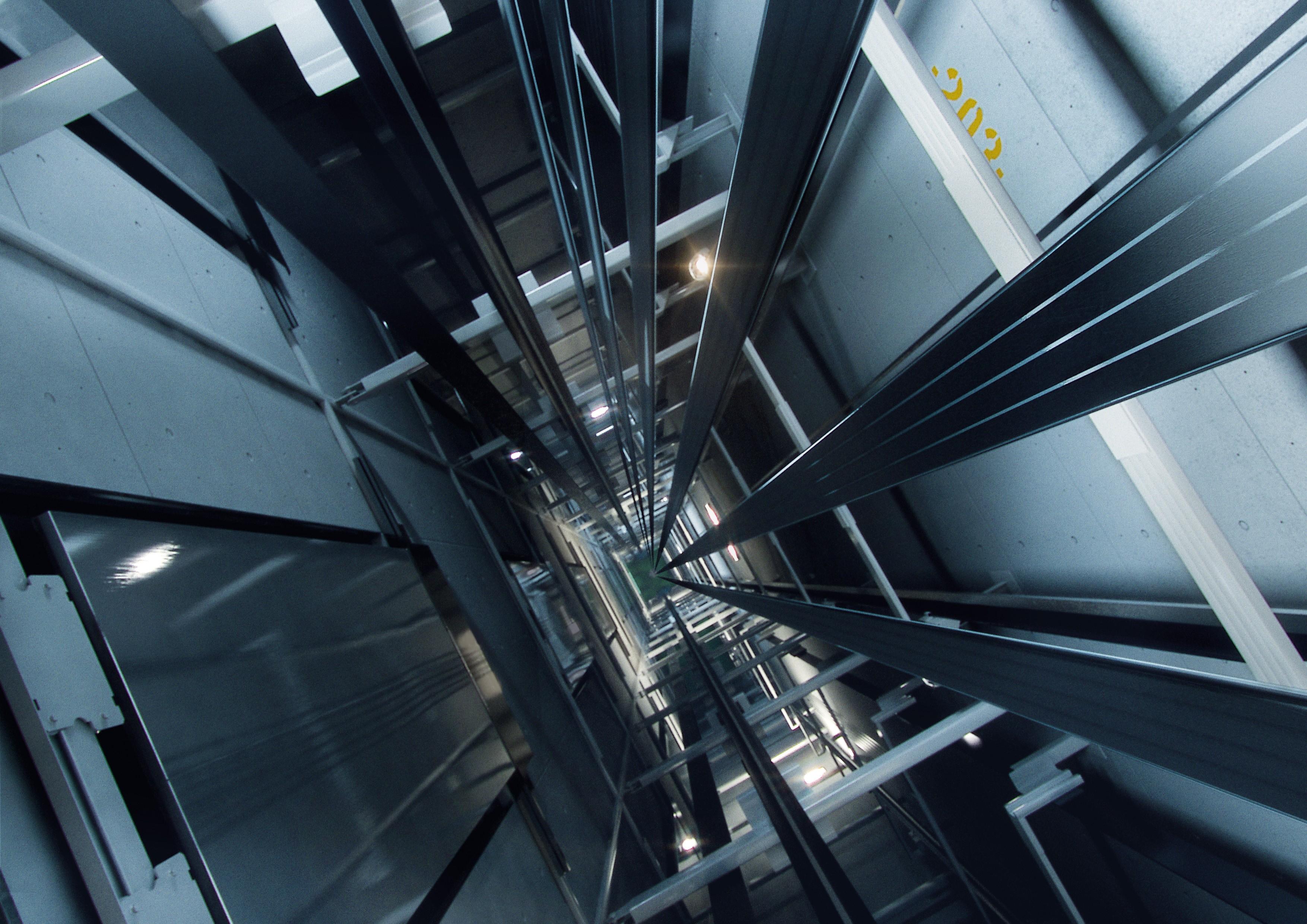 Треть лифтов в России отработали назначенный срок эксплуатации