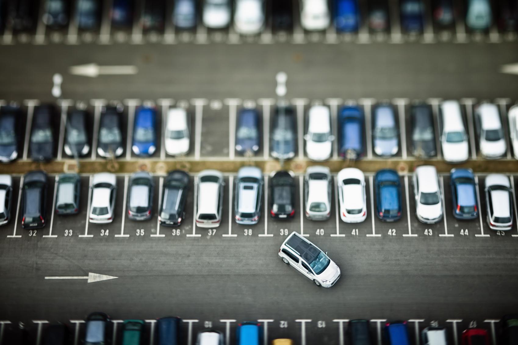 Оформить права на парковочное место станет проще