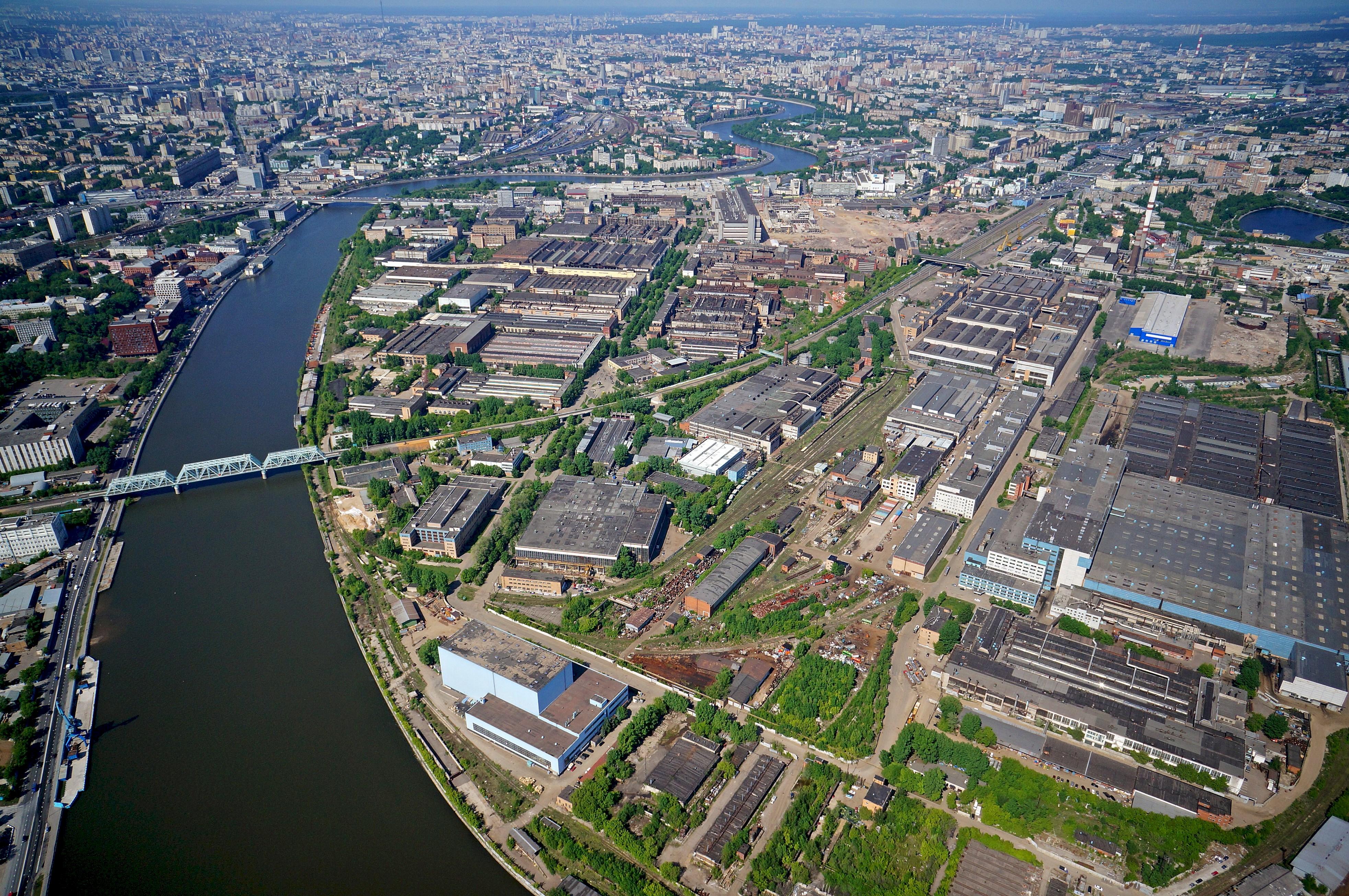 На Москва-реке может появиться разводной мост