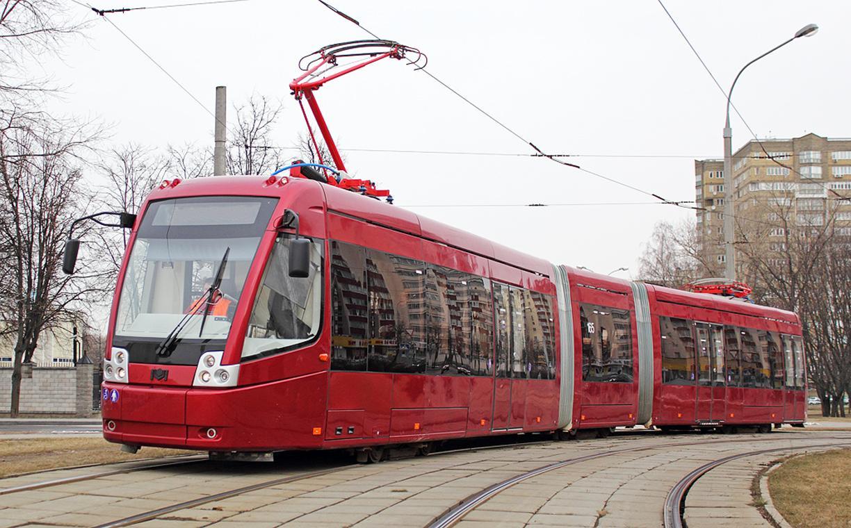 Километр линии скоростного трамвая в Подмосковье стоит 2 млрд рублей
