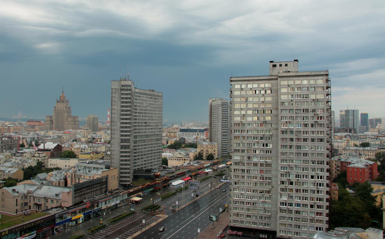 На благоустройство Нового Арбата потратят 2 млрд рублей