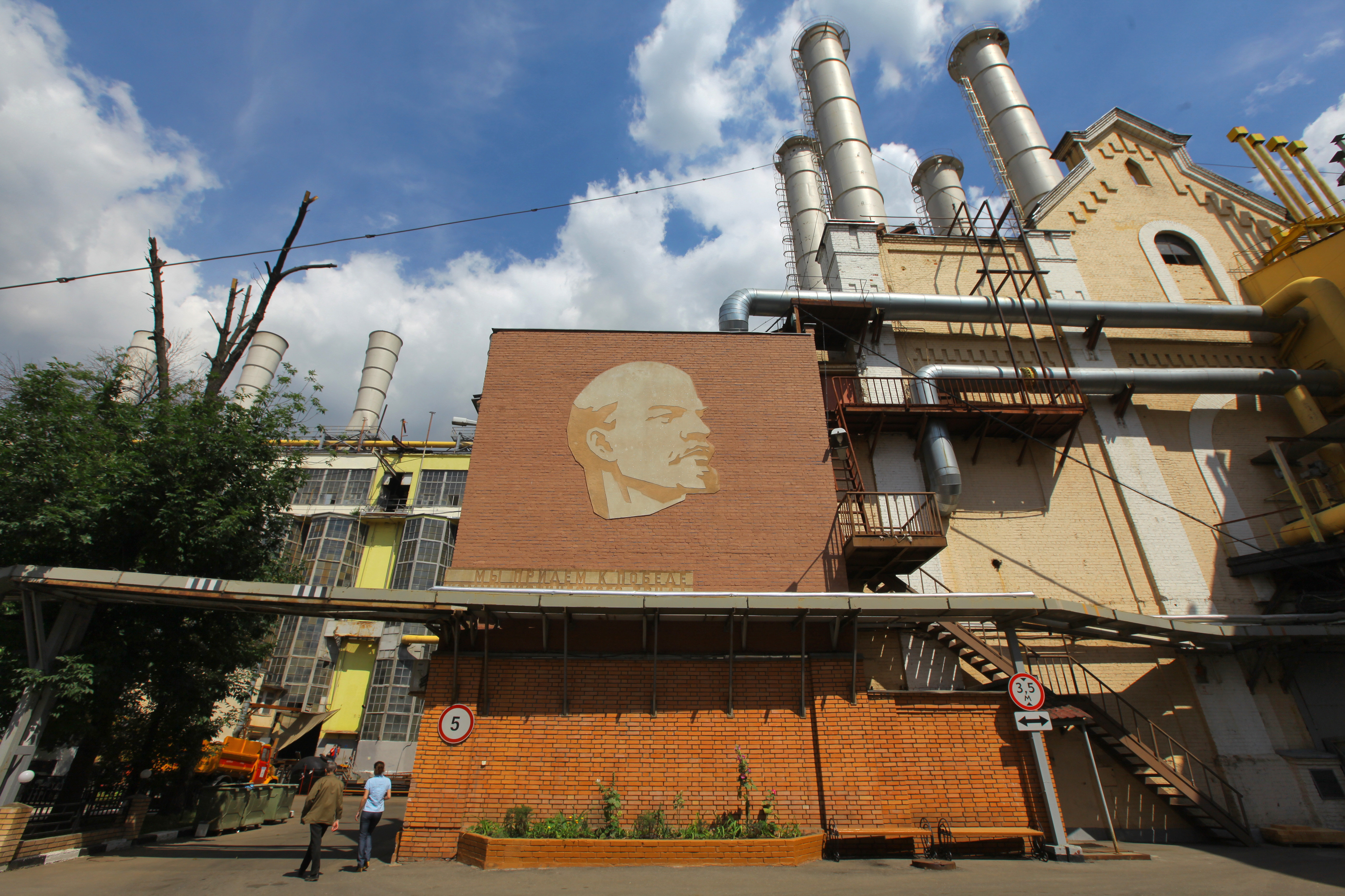 Из старейшей электростанции России хотят сделать филармонию