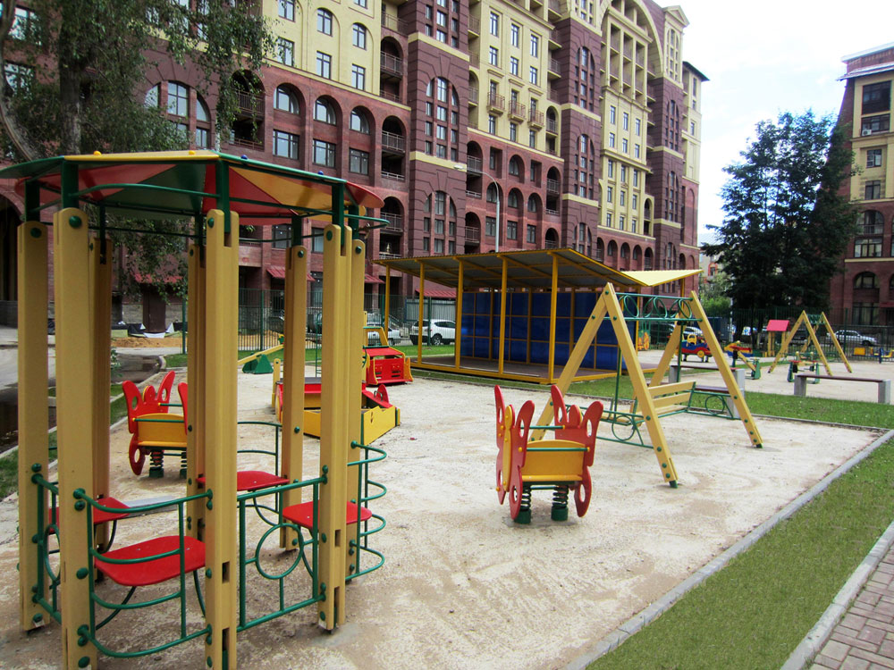 Детский сад на территории МФК «Маршал»