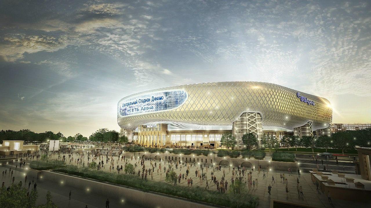 Болельщикам «Динамо» предлагается выбрать цветовое оформление стадиона клуба