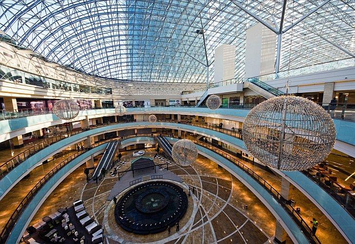 Москва вошла в топ-10 городов мира по объему ввода ТЦ