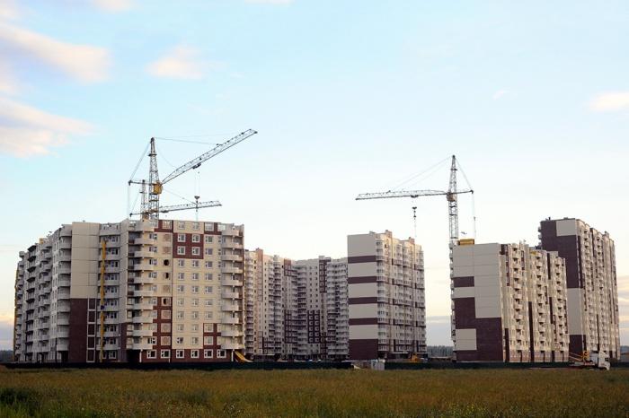 С начала года в Новой Москве возвели миллион «квадратов» недвижимости