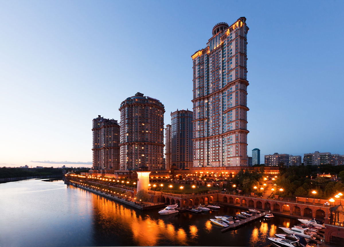Спрос на аренду высокобюджетного жилья в Москве достиг максимума за полтора года