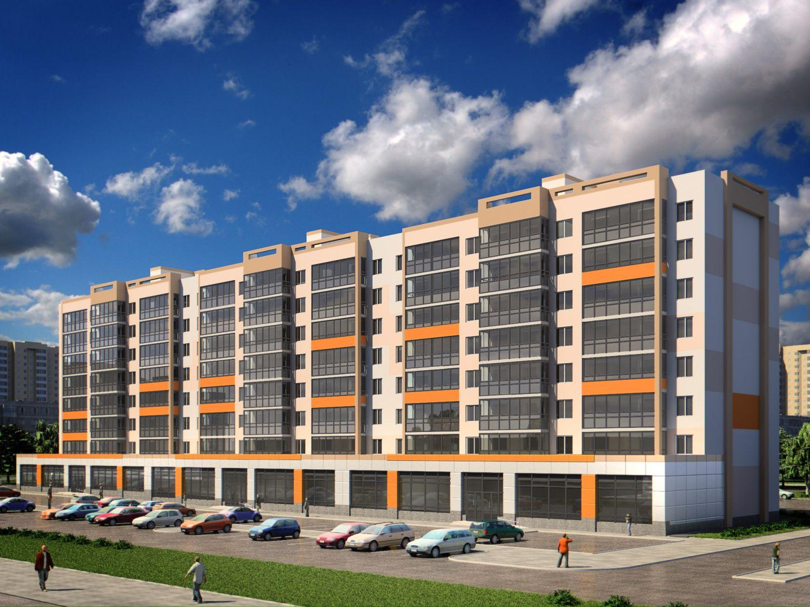 В Подмосковье могут запретить строить многоэтажки без нежилого первого этажа