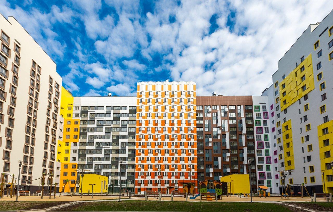 Микрогород «В лесу» теперь в Универмаге «Цветной»