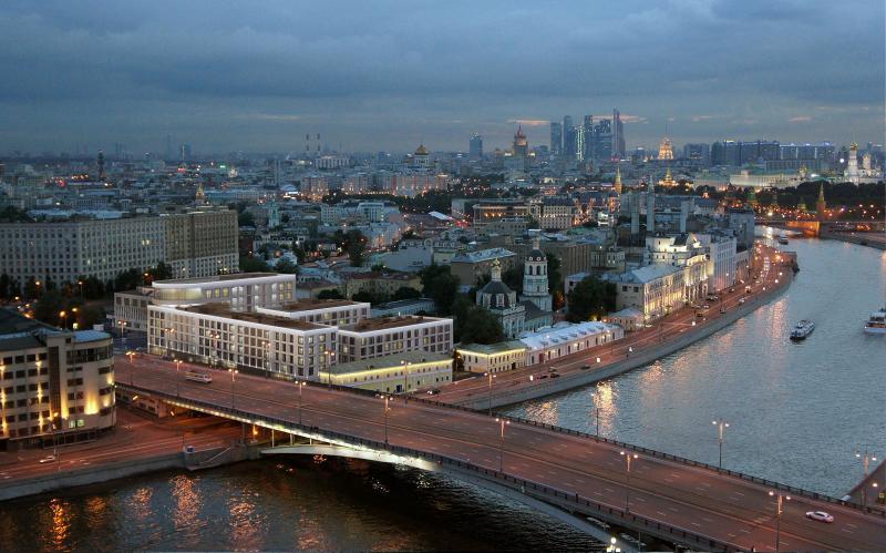 Международный Бизнес-Форум недвижимости (МБФН-2016) в Москве