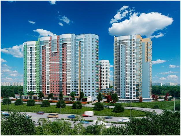 ЖК Лобачевский: квартиры бизнес-класса
