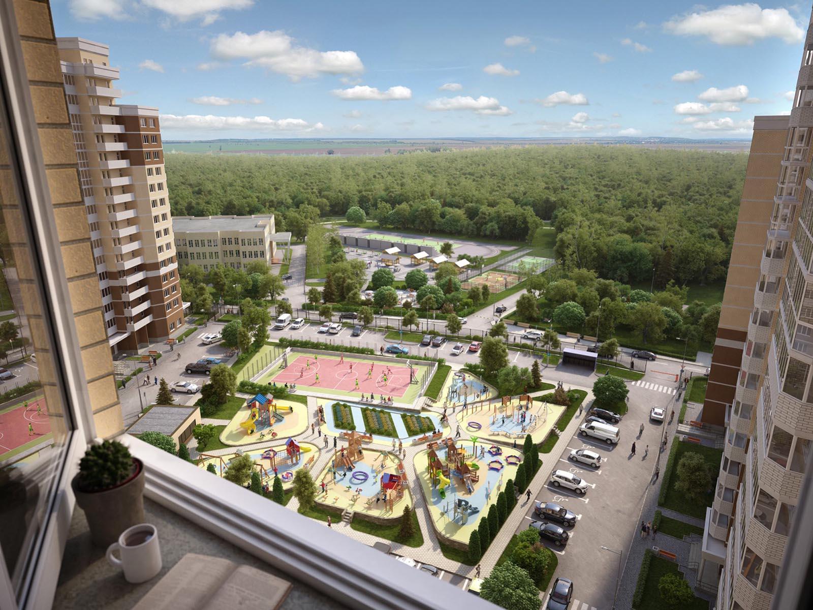 В жилом микрорайоне «Одинбург» получены первые свидетельства о праве собственности на квартиры