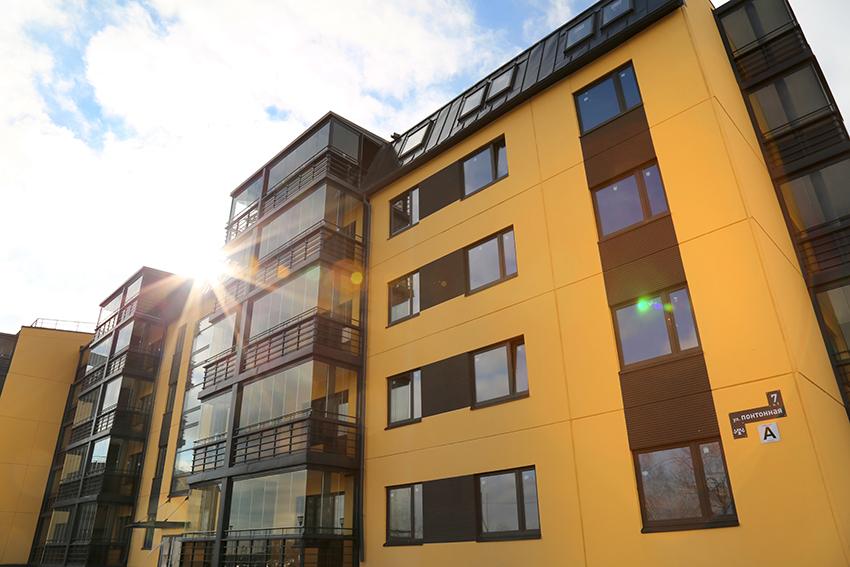 Балкон как знак качества квартиры