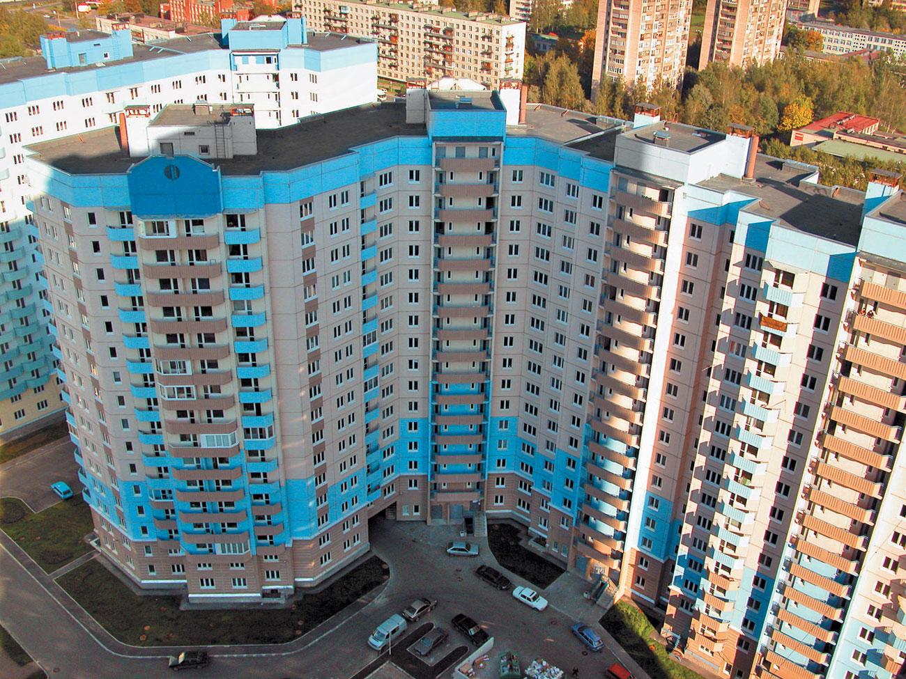 Средняя цена квартир в панельных новостройках Москвы достигла 8 млн рублей