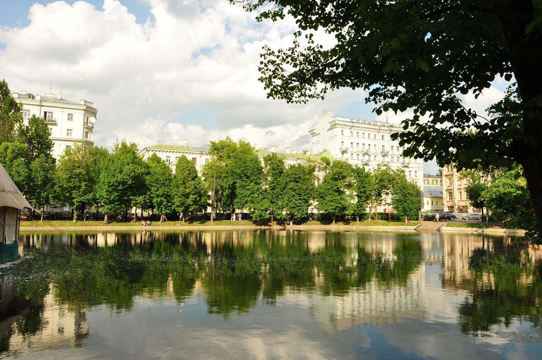 Французы в Москве предпочитают жить на Чистых прудах
