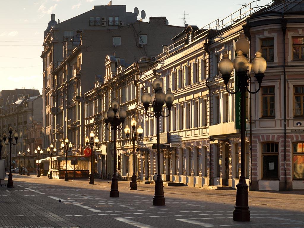Старым квартирам в центре Москвы предрекают взлет цен