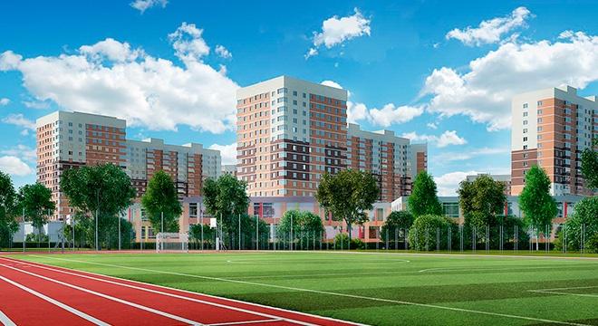 В июле 2-комнатные квартиры в ЖК «Столичный» по специальной цене