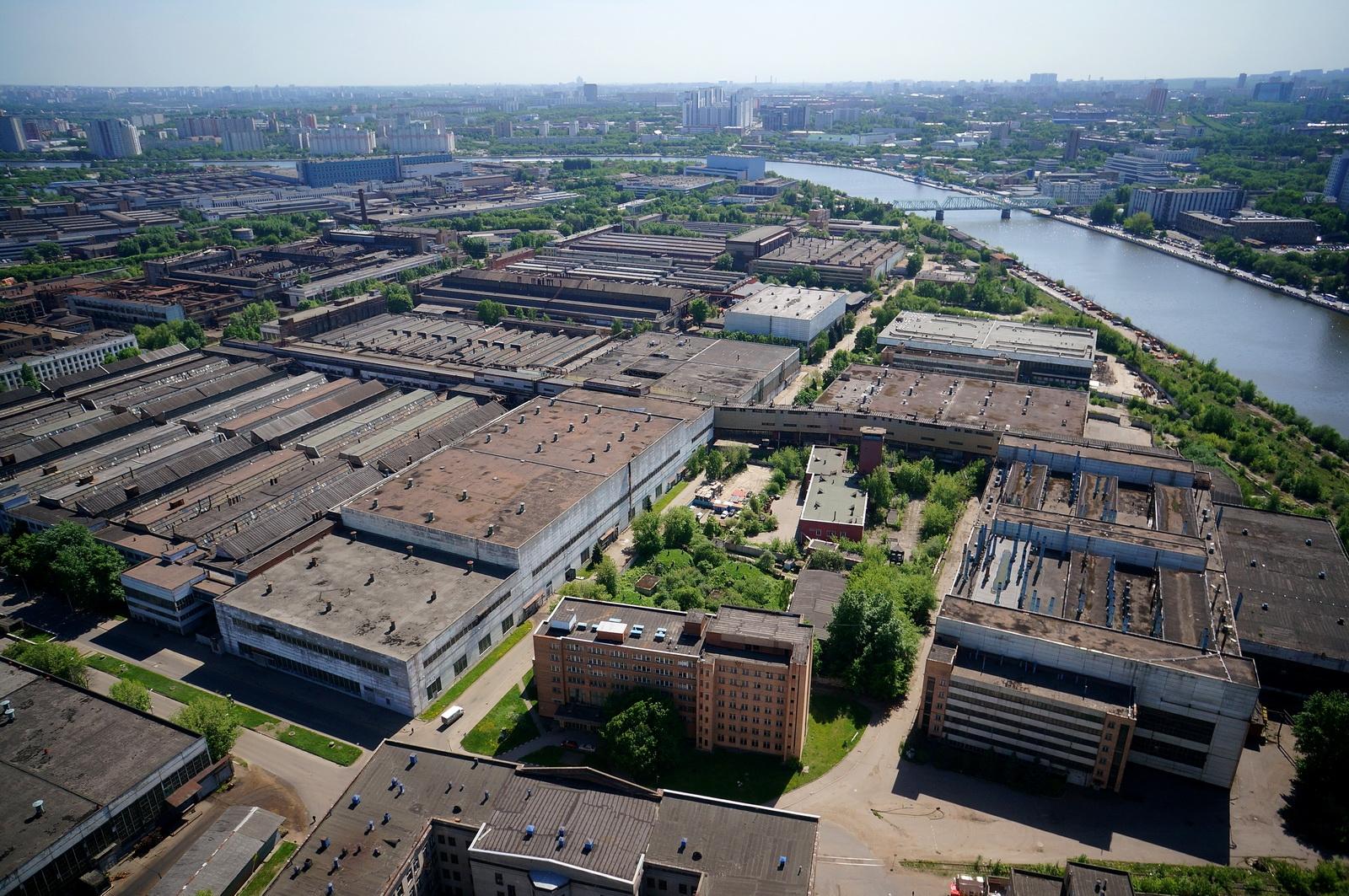 На территории ЗИЛа откроется музей «Эрмитаж-Москва»