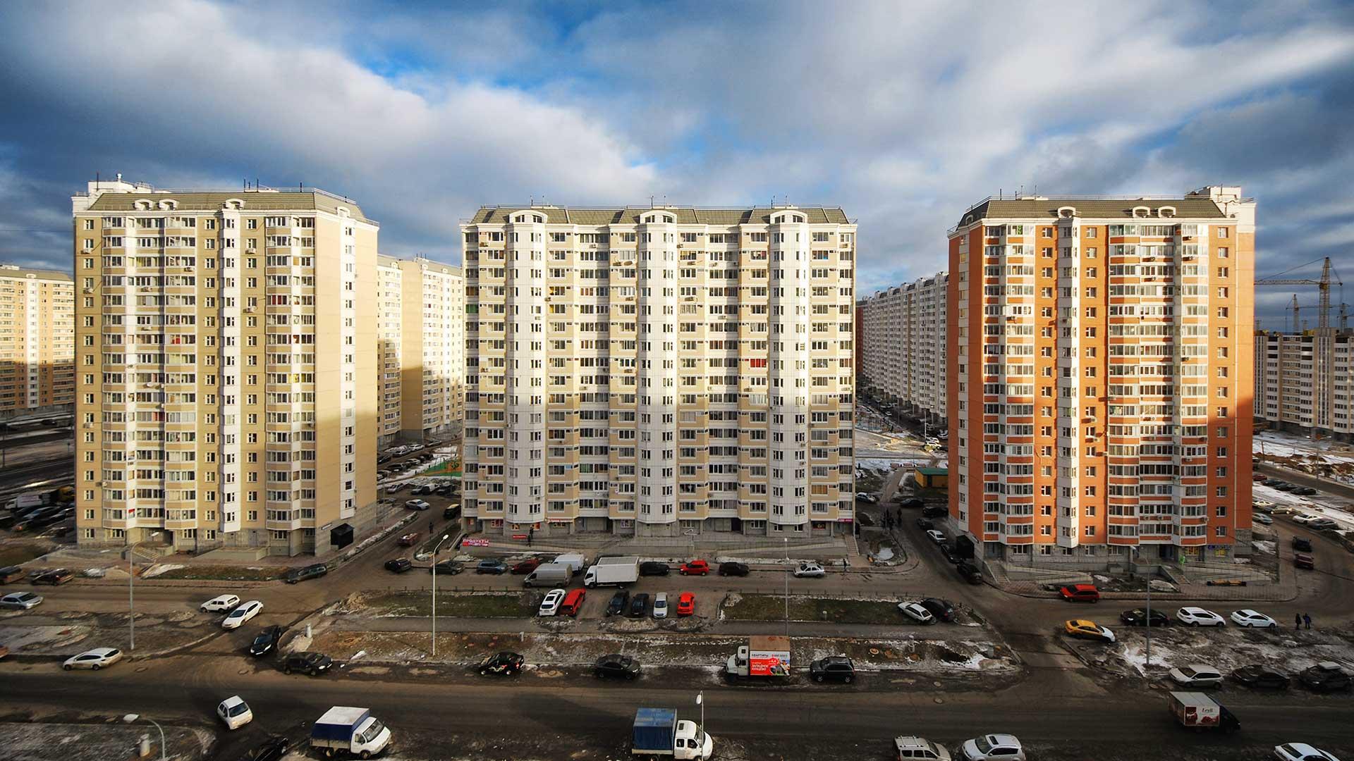 Количество дешевых квартир в Москве увеличилось в 2 раза