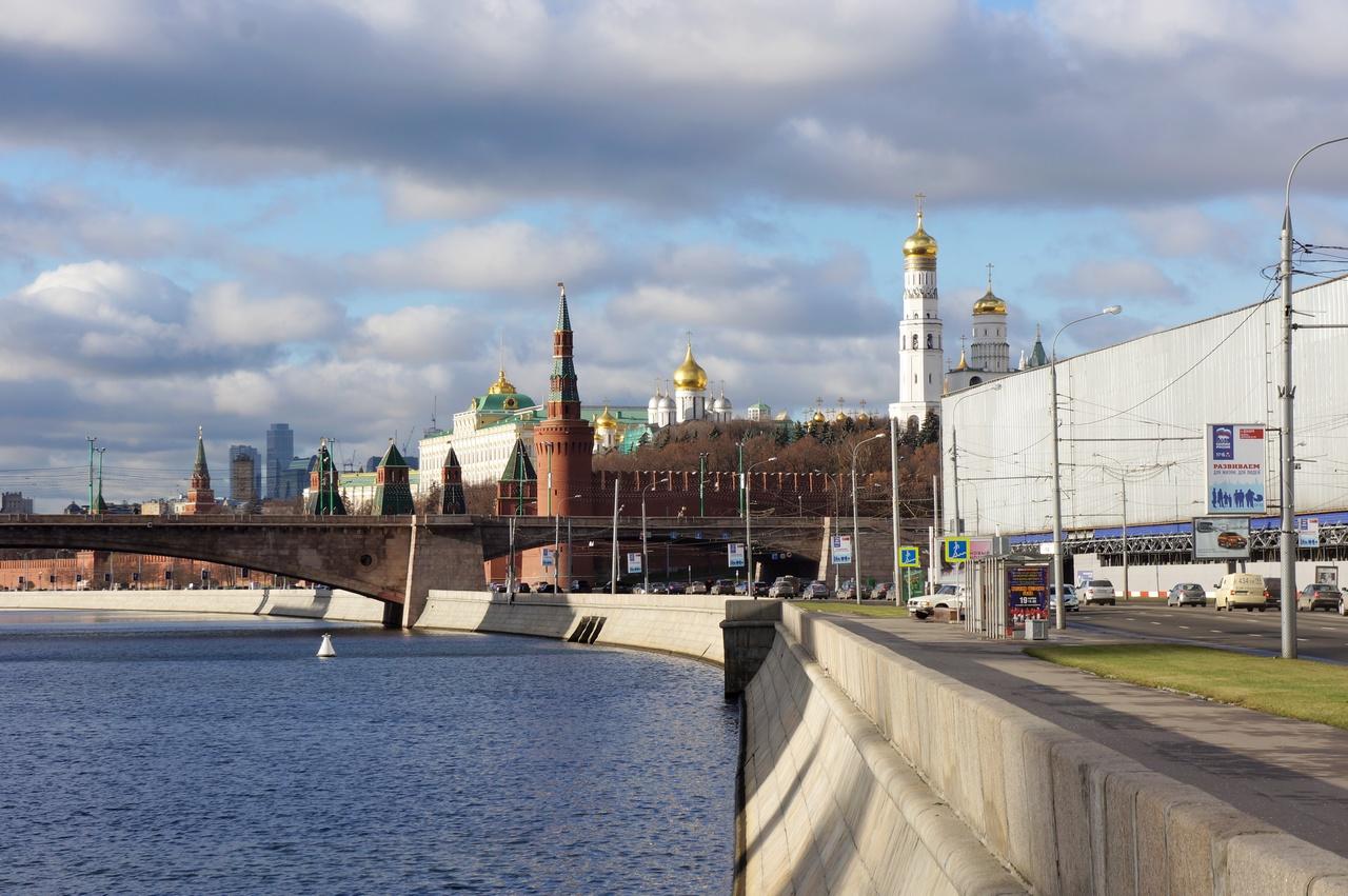 Москворецкую набережную реконструируют за 617 млн рублей